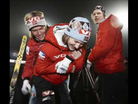 Norway Ski Jumping Team Youtube