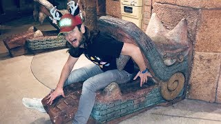The Dragon ATE MY BUTT at Disney World / Christmas At Disney World