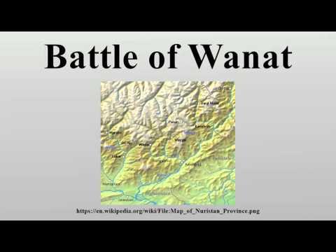 Battle of Wanat