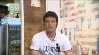 swallowscafe  Aug2009 武内・川島慶・村中・石川・青木