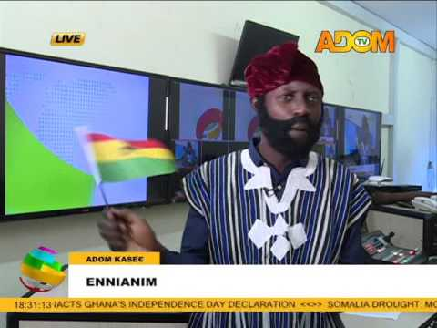 Adom TV News Headlines by Baba Spirit(6-3-17)