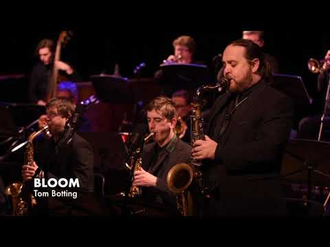 Auckland Jazz Orchestra - Bloom Live Sampler