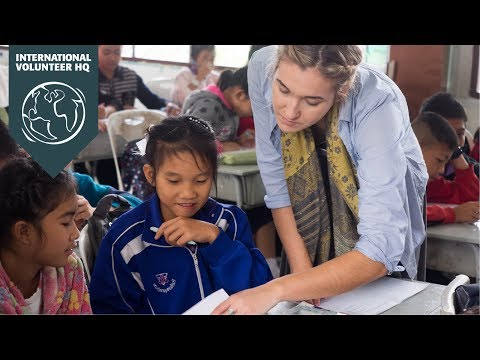 Volunteer in Thailand with IVHQ