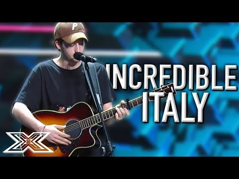 INCREDIBLE Auditions On X Factor Italy 2018! | X Factor Global
