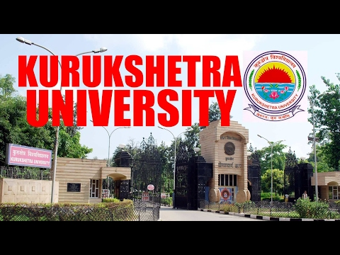 Kurukshetra University | Haryana India | Dashcam POV Drive