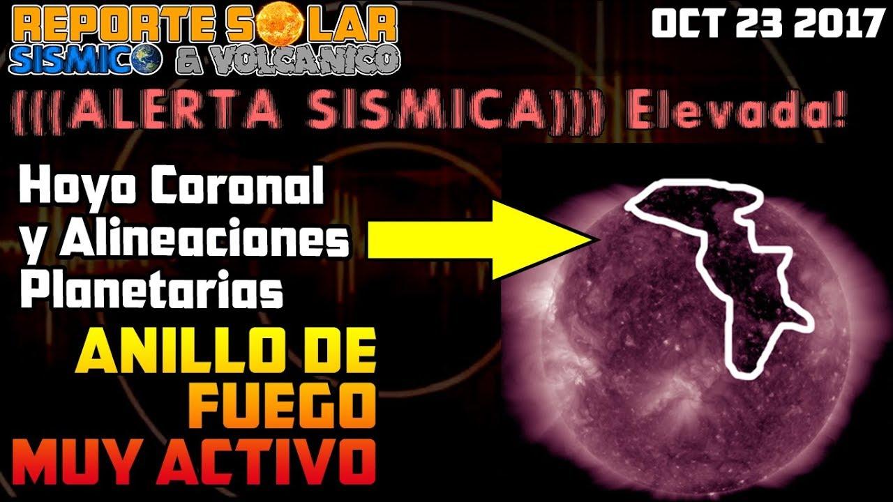 Alerta Sismica Elevada Reporte Solar S 237 Smico Y V