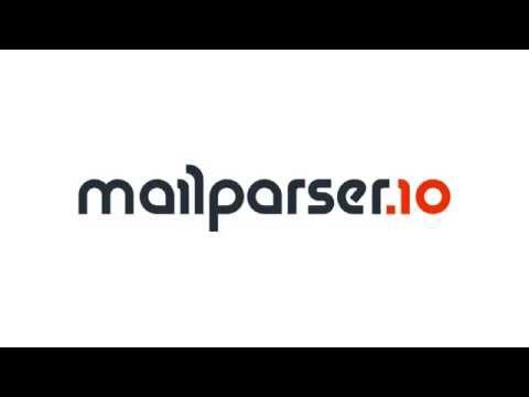 Introduction to Email Parsing Software Mailparser