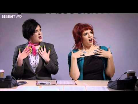 It's All About the Nails  Watson and Oliver  Episode 4  BBC Two
