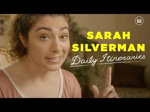 Sarah Silverman - Daily Itineraries ft. Melissa Villaseñor