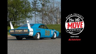 Mecum On the Move Podcast: Ep 55 | NASCAR Hall of Famer Ray Evernham - 1969 Dodge Hemi Daytona