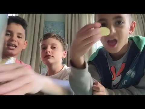 Testing Kuwait Snacks!!