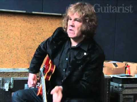 Gary Moore shreds blues, rock and jazz