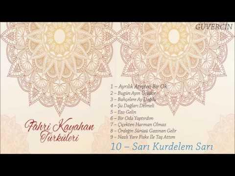 Orçun Akgün - Sarı Kurdelem Sarı   [Official Audio  Güvercin Müzik ©2016]