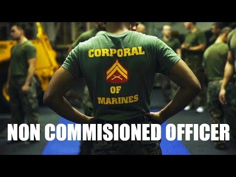 Non Commissioned Officer