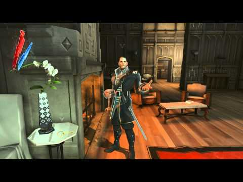 Dishonored: Taking down Havelock (Non-Lethal)