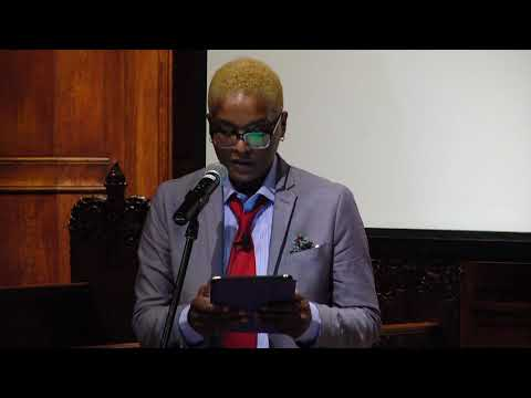 Center for African American Poetry and Poetics: Black Futures with Laylah Ali and Carl Phillips