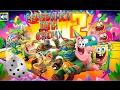 Nickelodeon Block Party 2 Черепашки ниндзя вечеринка для своих 2 mp3