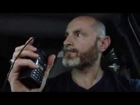 Ham Radio Comms from the Stealth Van