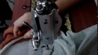 Bordando em uma máquina simples
