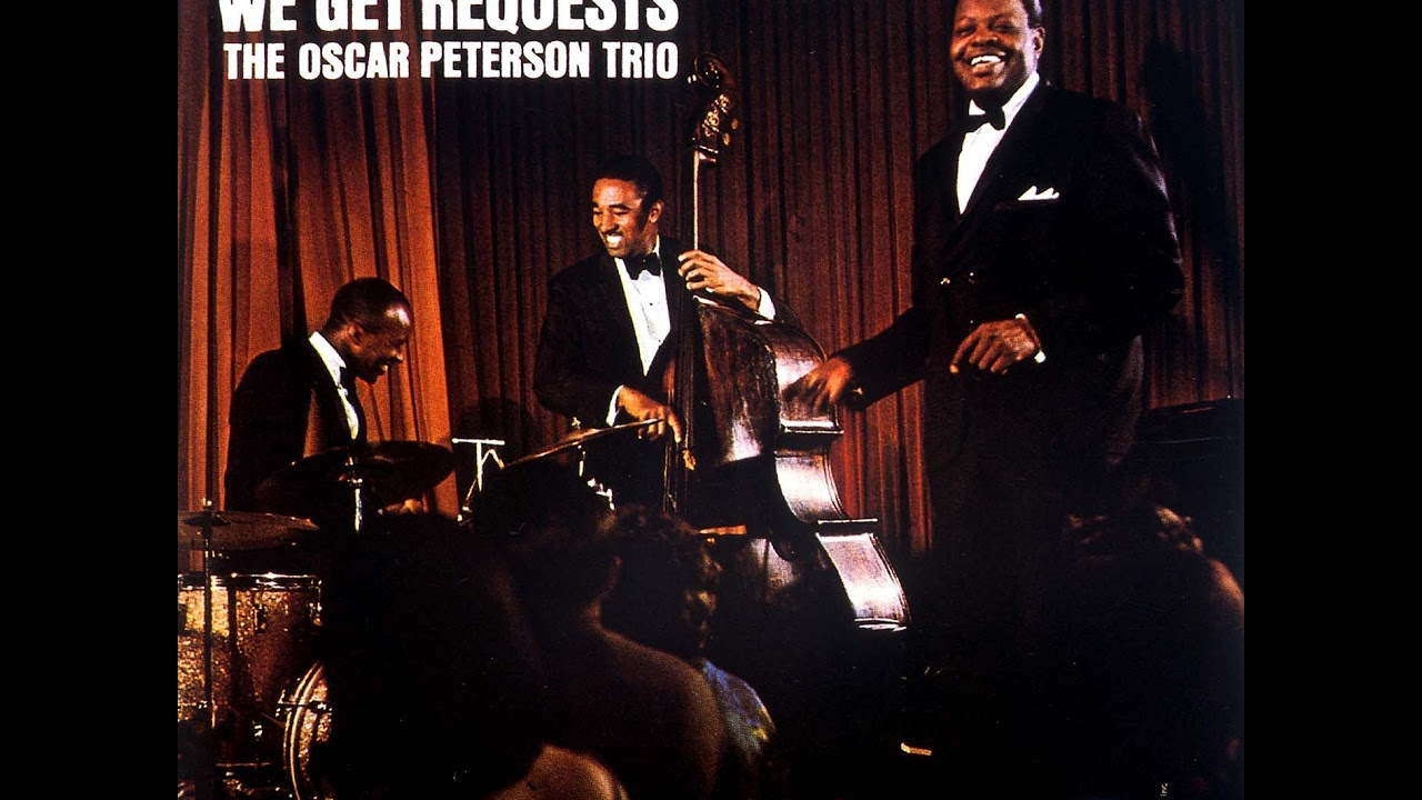 My One and Only Love - Oscar Peterson trio