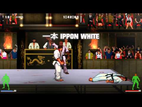 [PC] Karate Master 2: Knockdown Blow - Boss Battle/Kumite/Special Events