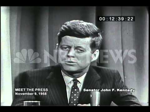 John F. Kennedy on NBC - www.NBCUniversalArchives.com