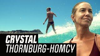 Crystal Thornburg-Homcy mostra que o mar é nosso primeiro lar   Elas Dançam Com O Mar   Canal OFF