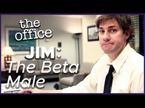 Jim Halpert: The Office's Beta Male