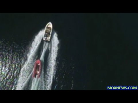 14 Year Old Boy With A Drone Helps Police Catch Two Boat Thieves!