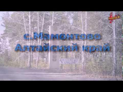 знакомства в с мамонтово алтайского края