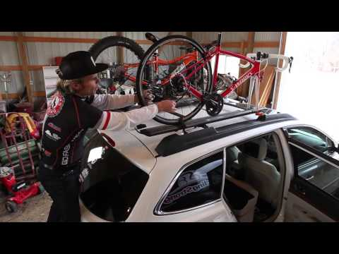 How-To Use a Kuat Trio Roof Rack