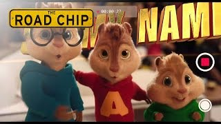 Alvin and the Chipmunks: The Road Chip | Uptown Munk Lyric Video | FOX Family