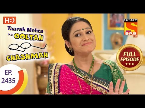 Taarak Mehta Ka Ooltah Chashmah – Ep 2435 – Full Episode – 30th March, 2018