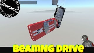 GOING NODE-TO-NODE, AND LOSING! BeamNG Drive