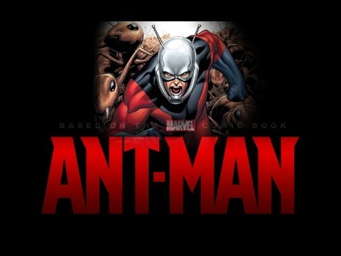 AMC Movie Talk - Top 5 Comic-Book Films, ANT-MAN Moves To July 2015 Release
