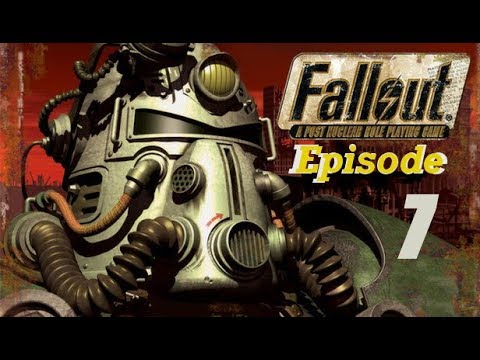 Fallout 1 - Episode 7 - The Disappointment |