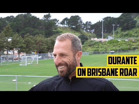 MEDIA | Captain Andrew Durante on Brisbane Roar