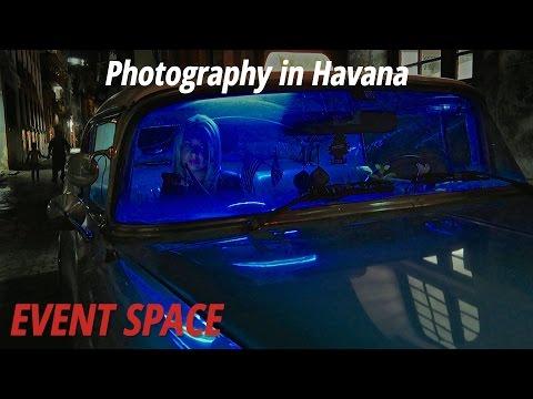 Photography in Havana: Full Version