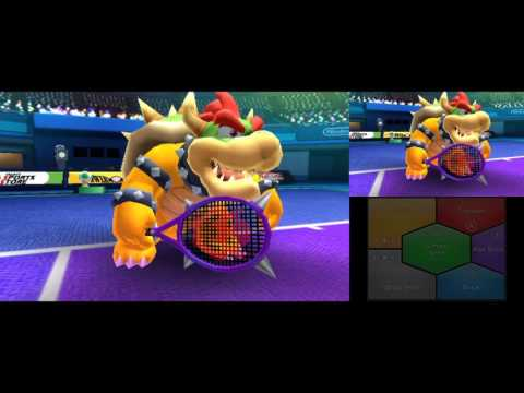 Mario Sports Superstars: Tennis Champion's Cup