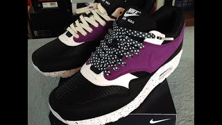 "Nike ID Air Max 1 ""Tassie Devil"" & Nike ID Collection"