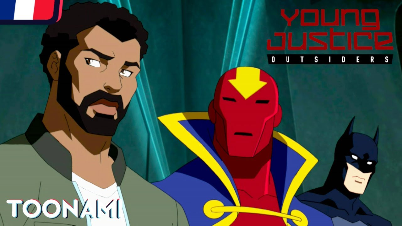 Download Young Justice Outsiders 🇫🇷 | Tous Princes [Episode #1]