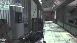 Modern Warfare 3 Quickscope Multiplayer
