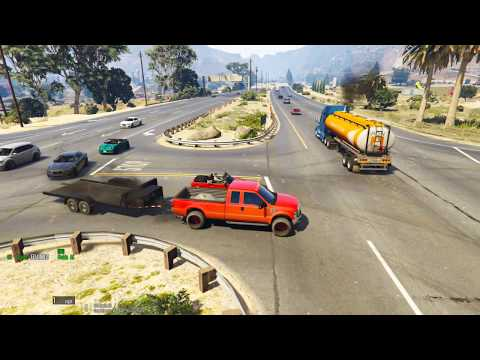Law Breakers Roleplay  Risky,and Buck take a trip to Paleto Bay to get Risky's old GMC(Civilian)