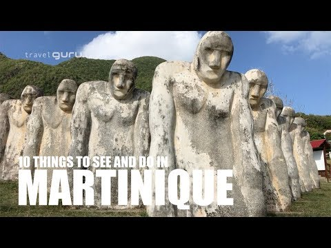 Martinique Top 10
