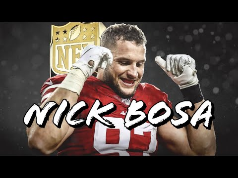 Nick Bosa's Journey from 5 Star Recruit to Defensive Rookie of the Year