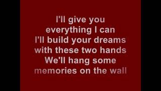Lyrics: I Swear by John Michael Montgomery