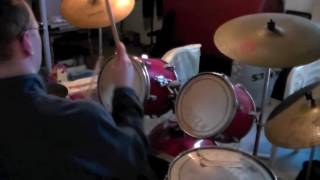 Drum Cover #328. I do not own the music. This video is for entertai...