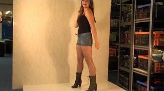 838e9b057d9 UK Tights - Tiffany Quinn Hosiery Playlist - YouTube
