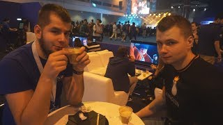 SZPERO VLOG - ESL CLASH OF NATIONS - MADRYT - Team Kinguin (WINNERS)