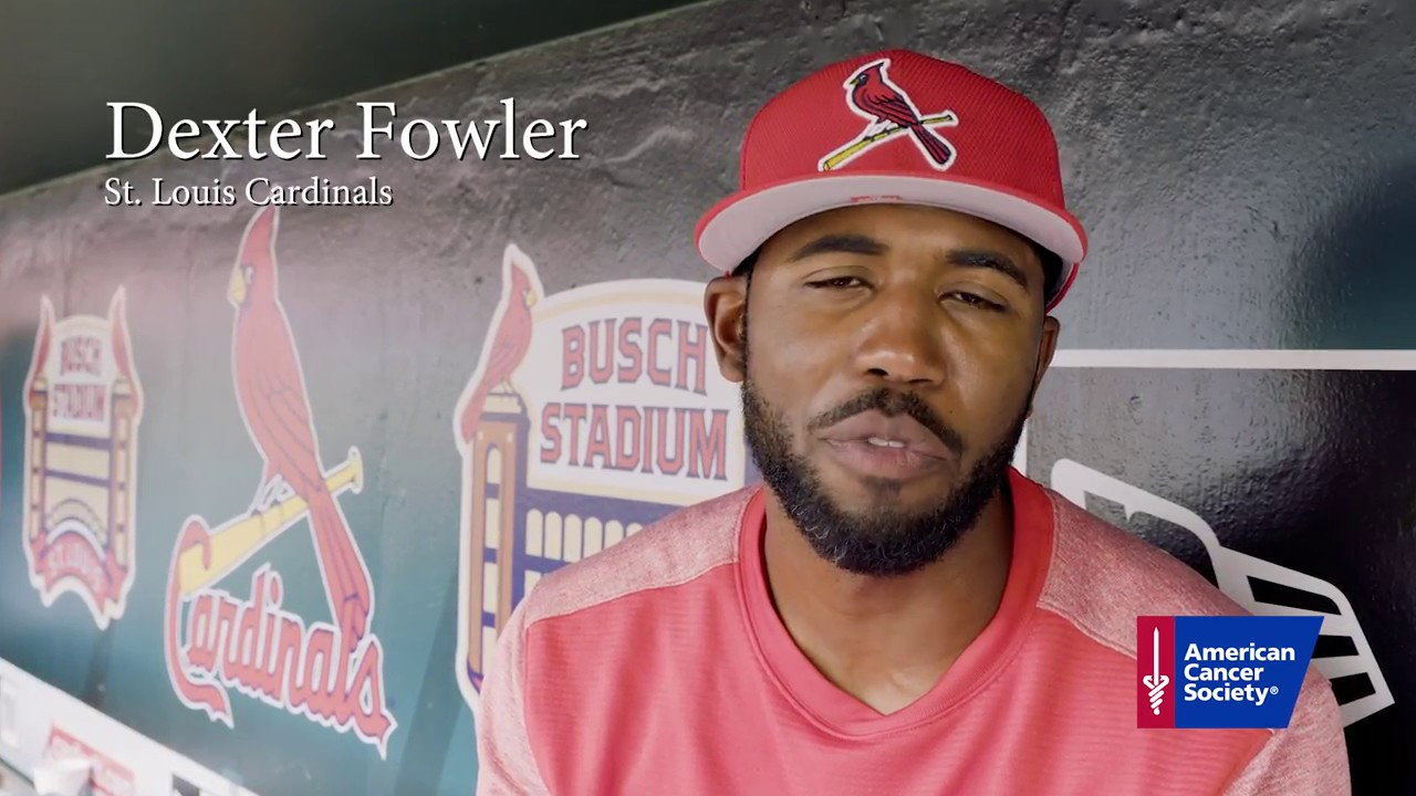 STL Cardial's Dexter Fowler: American Cancer Society